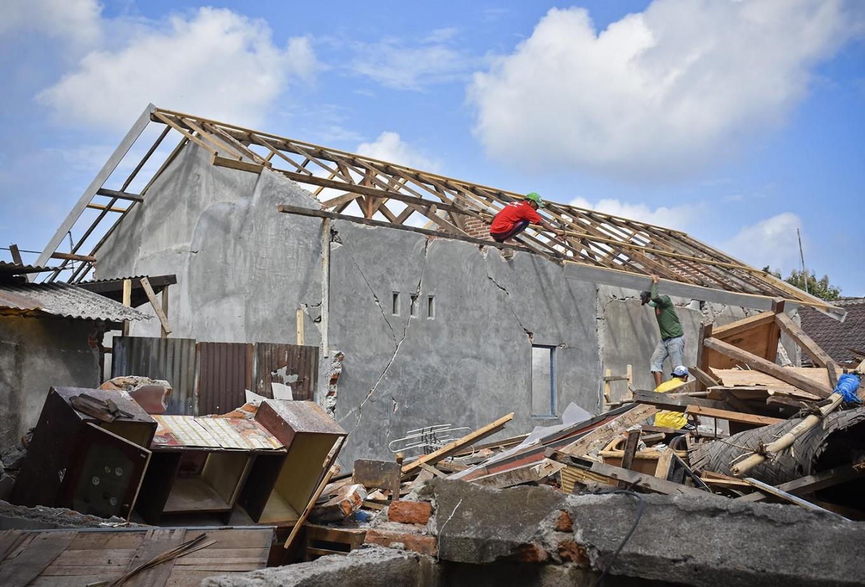 House renovation program discontinued