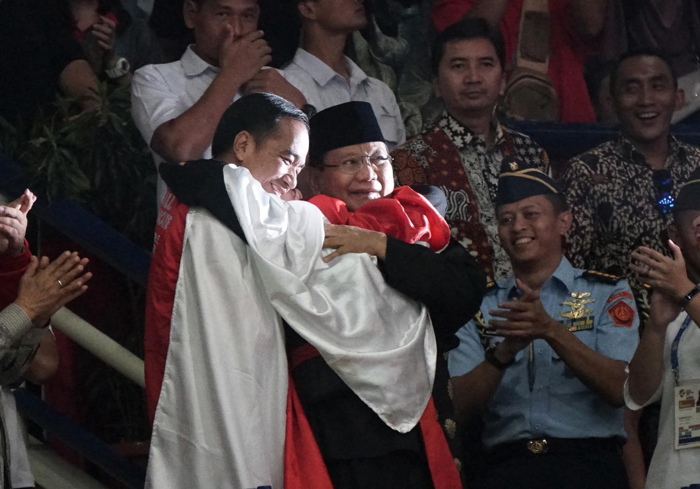 Indonesian politics could do with more sportsmanship