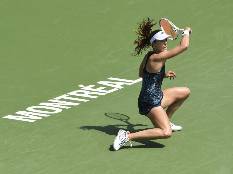 US Open admit wrong to warn Cornet over shirt change as 'sexism' storm grows