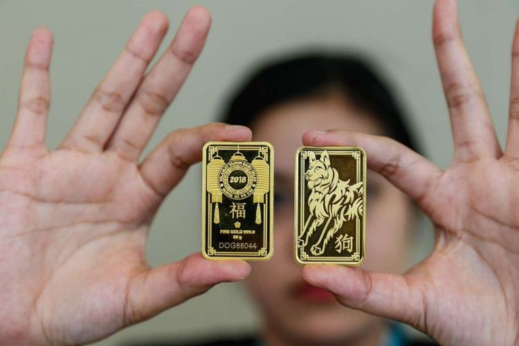 Antam aims to sell 30 tons of gold this year