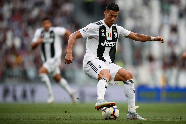 Ronaldo set for Old Trafford return with Juventus in Champions League