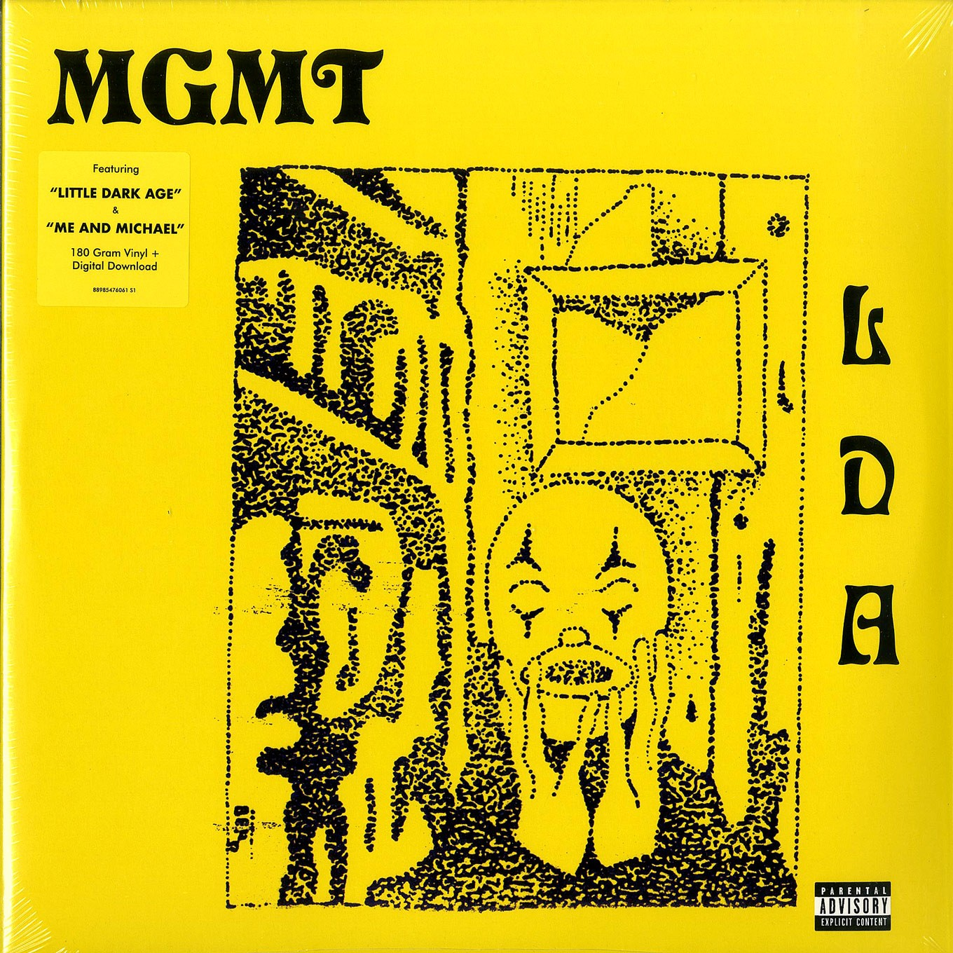 Album review: 'Little dark age' by MGMT