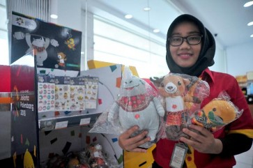 Asian Games merchandise available until September