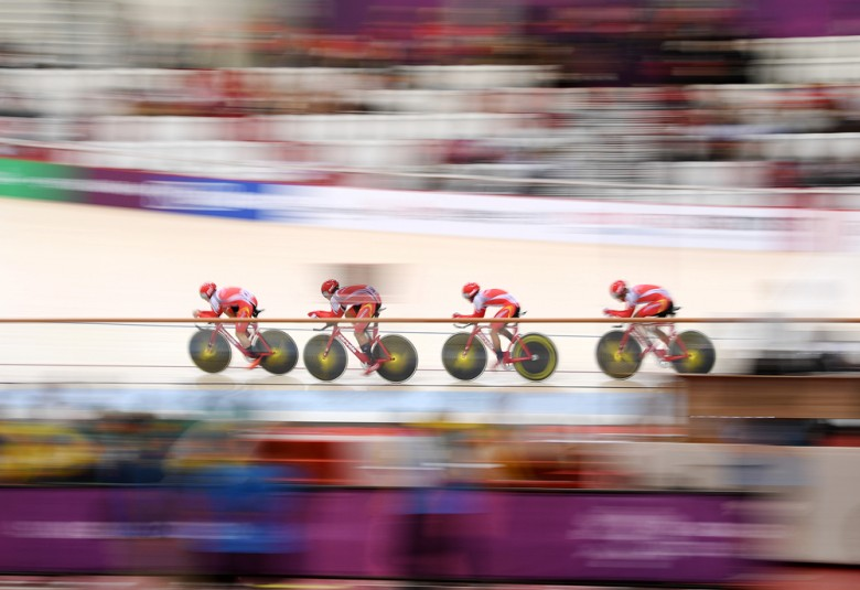 Asian Games: Record-breaking cycling team sets sights on 2020 Olympics