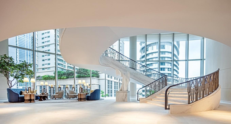 Southeast Asia's first Waldorf Astoria opens in Bangkok