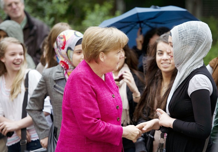 German Muslims overcome sectarianism