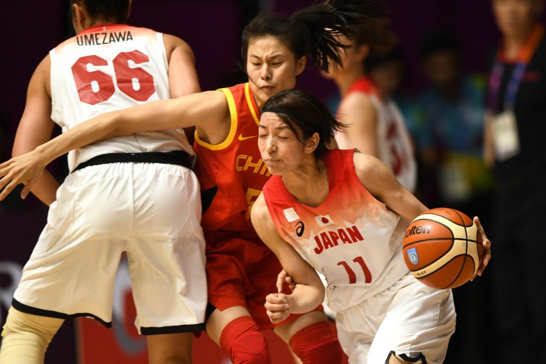 Asian Games: Japan grabs bronze in women's basketball