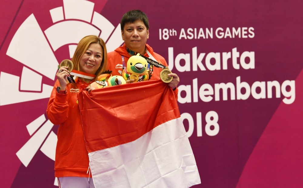 Asian Games: Indonesian bridge team closes journey with 4 bronzes