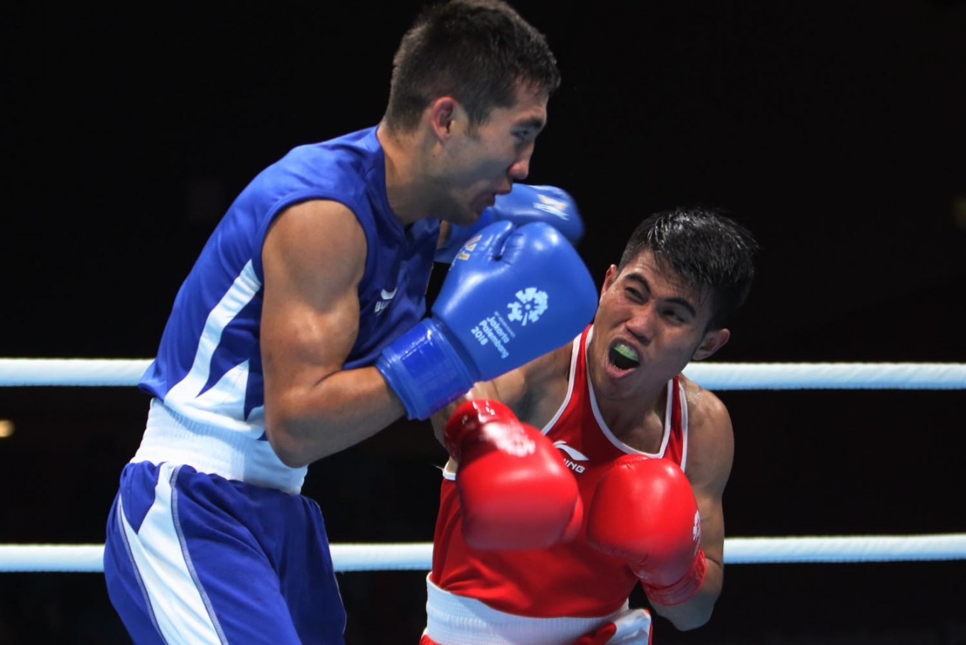 Asian Games: Boxer Amoragam bags bronze for Indonesia