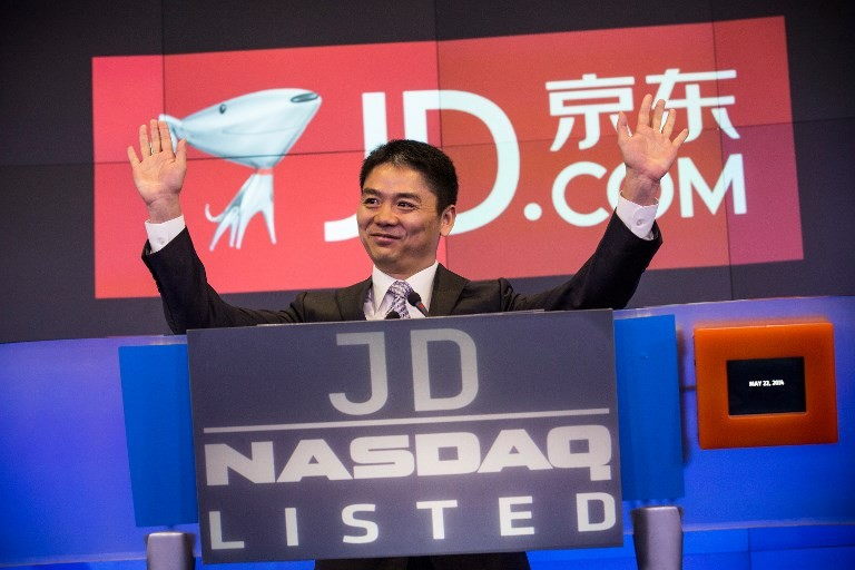 China's JD.com boss criticises 'slackers' as company makes cuts