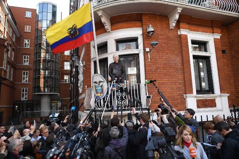Norway police probe disappearance of WikiLeaks associate