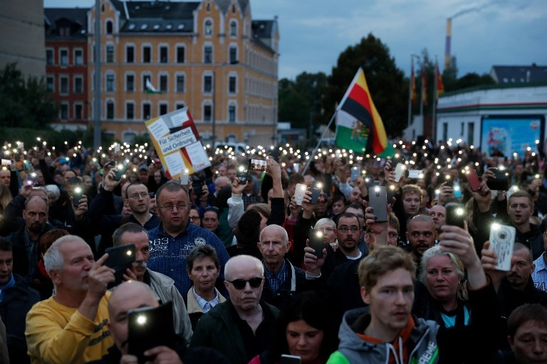 'Afghan' jailed for knife murder in Germany amid far-right tensions