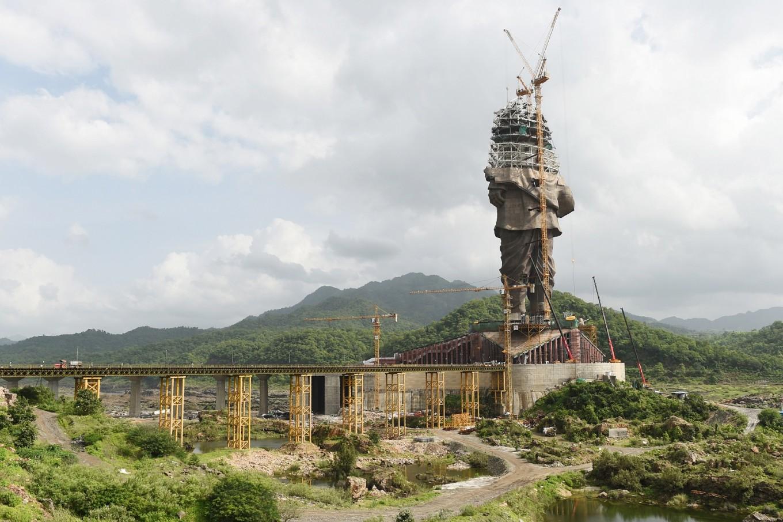 Indias Billion Dollar Battle To Build The Worlds Biggest Statue