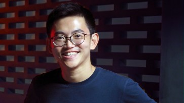 Indonesian set designer brings 'Crazy Rich Asians' to life