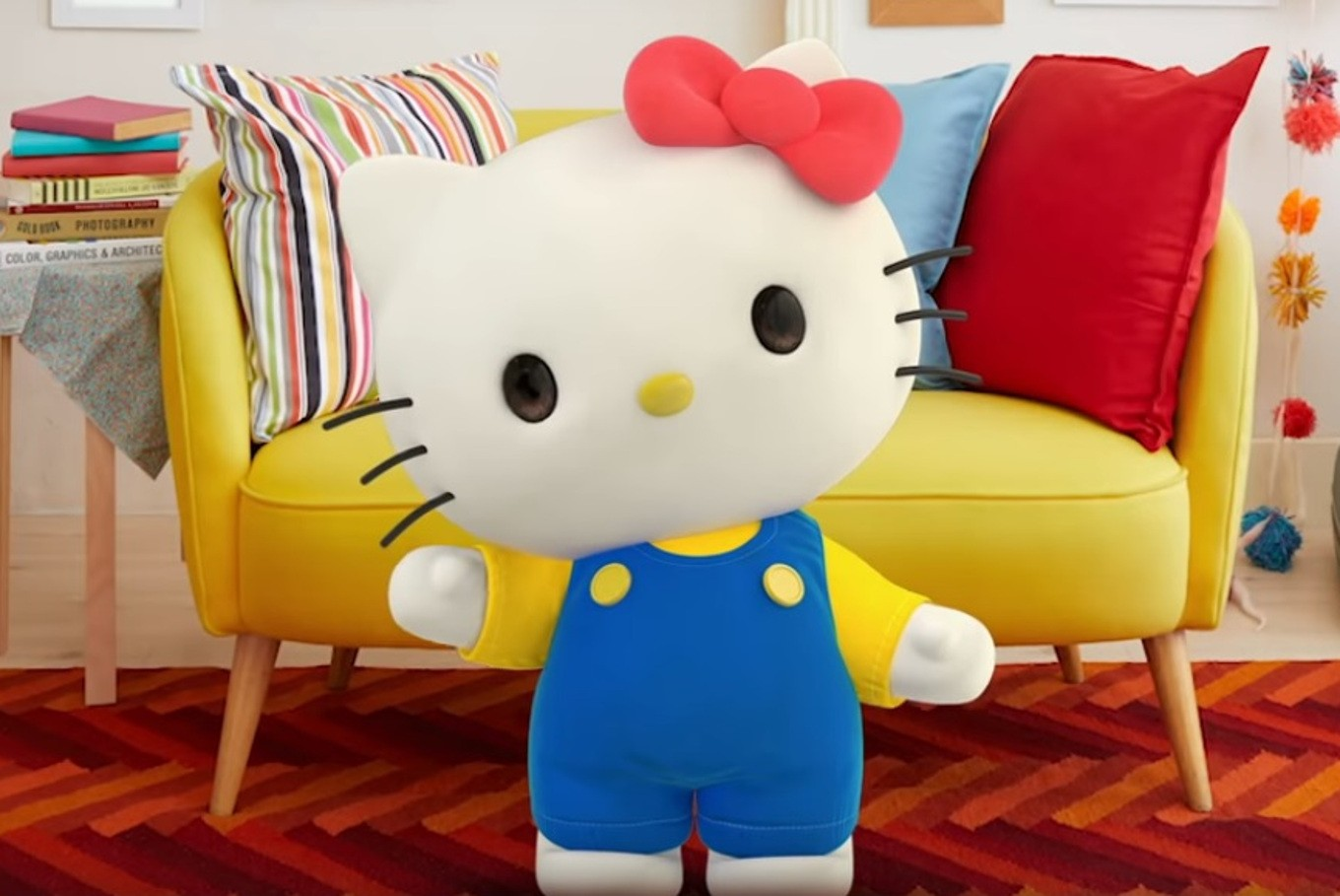 70fac7995 Hello Kitty debuts as vlogger on YouTube - Entertainment - The ...