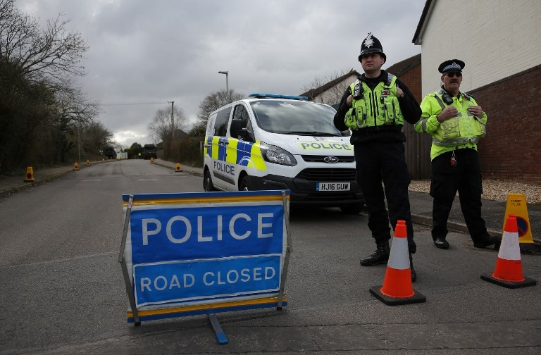 Chemical weapons group confirms Novichok killed British woman
