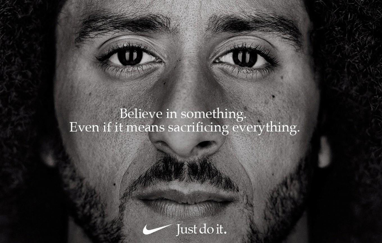 Nike-Kaepernick: A marriage of ideals?
