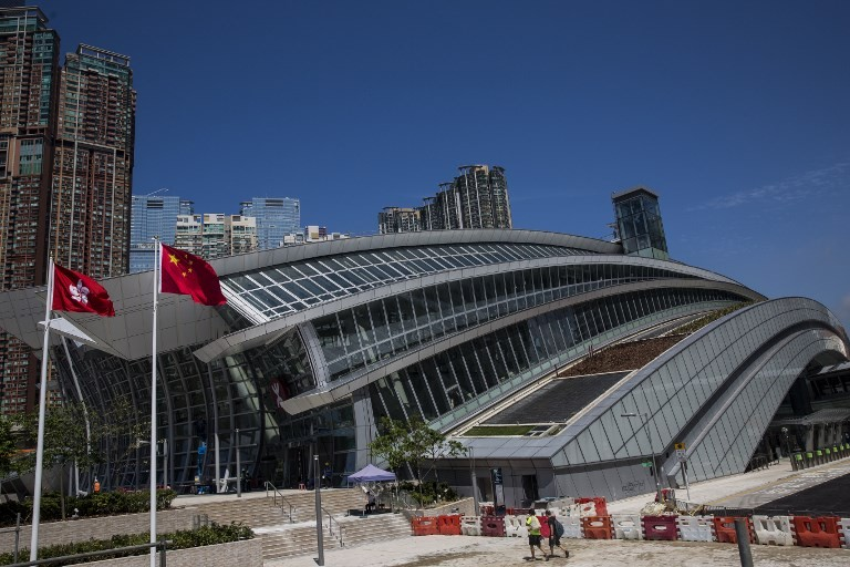 Unscheduled departure: China's legal reach extends to Hong Kong rail station