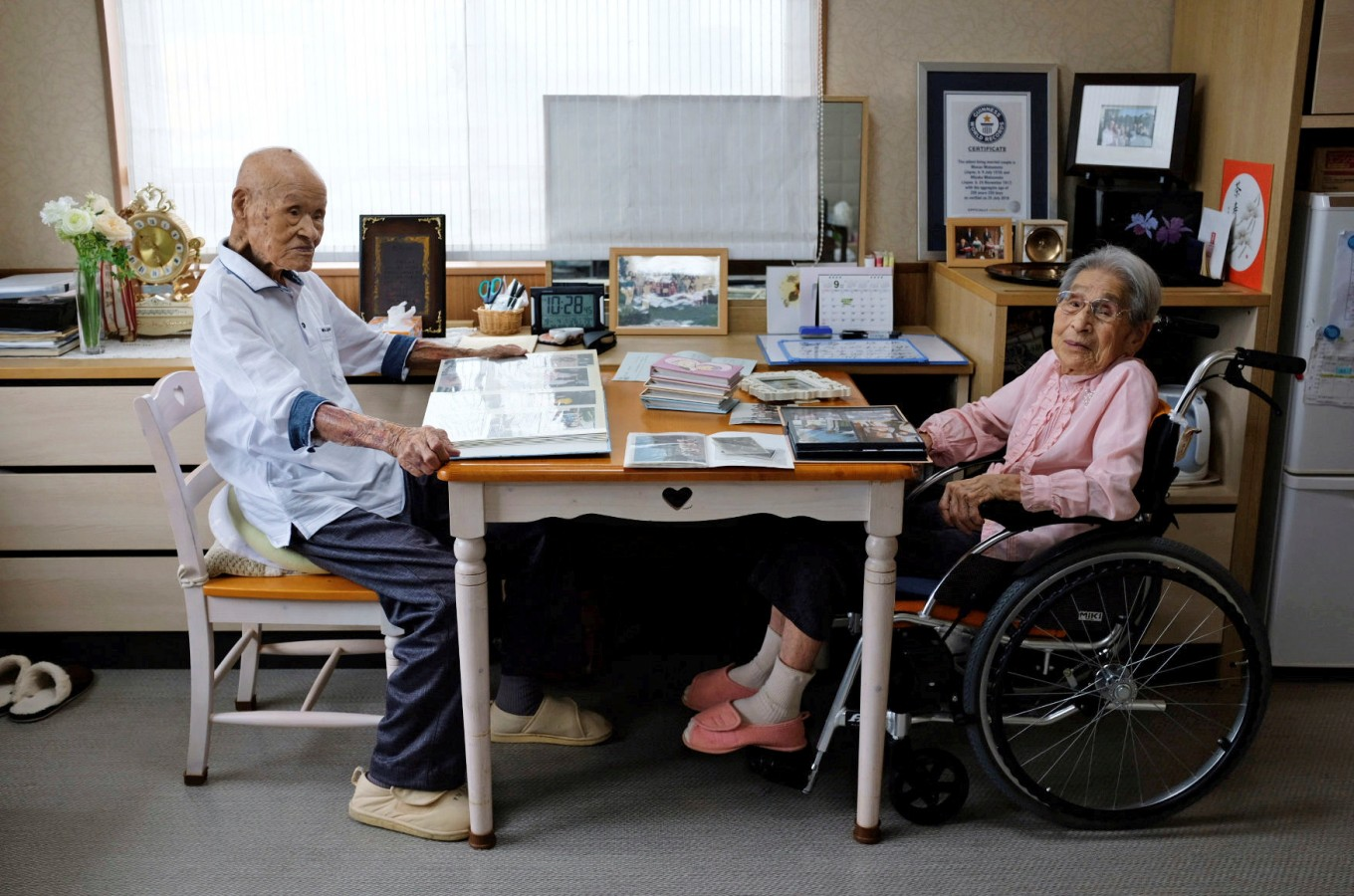 Centenarians In Japan Hit Record 69 785 Nearly 90 Of Them