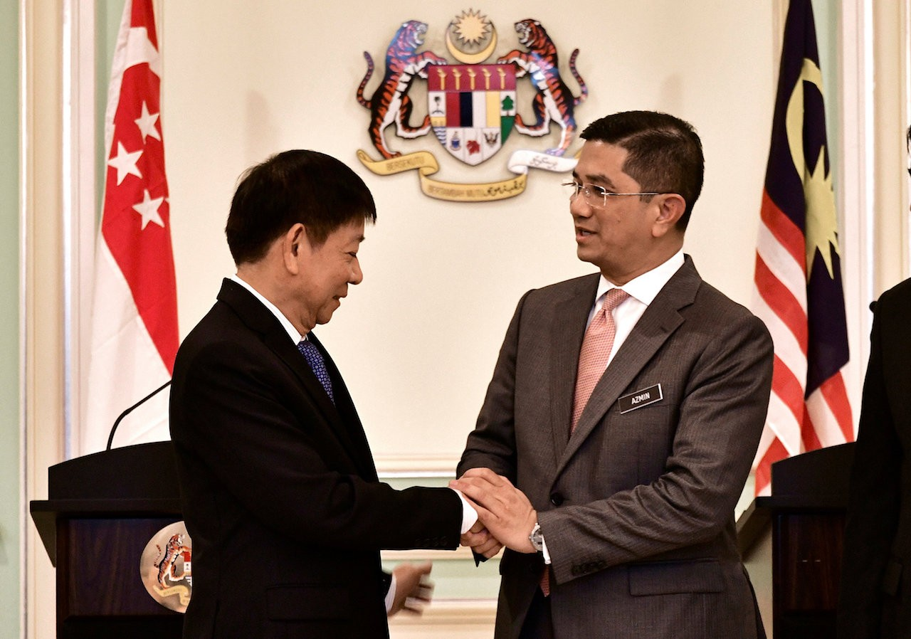 Malaysia, Singapore agree to defer high speed rail link