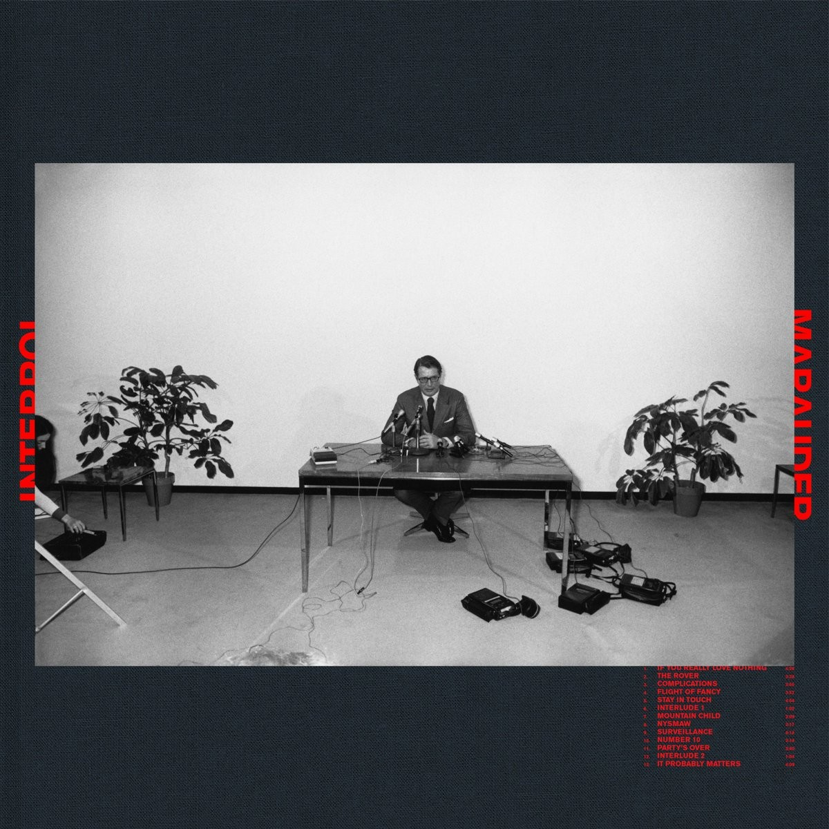 Album review: 'Marauder' by Interpol