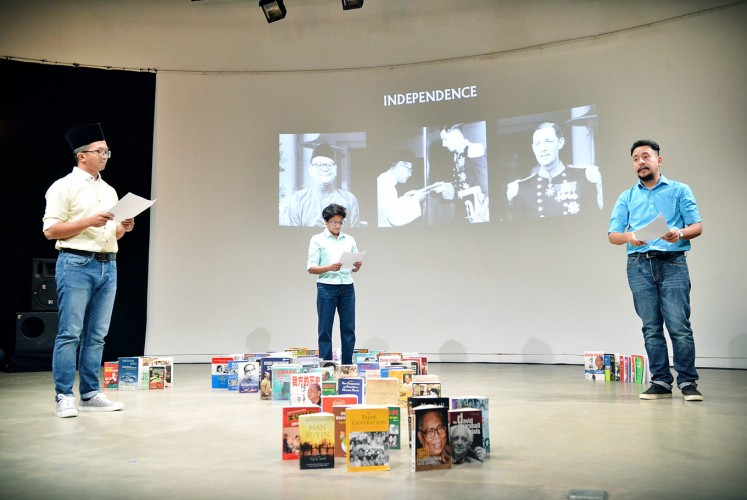 In history: Baling narrates the story of the 1956 Baling Talks, an important episode of Malaysia's history as an independent nation.