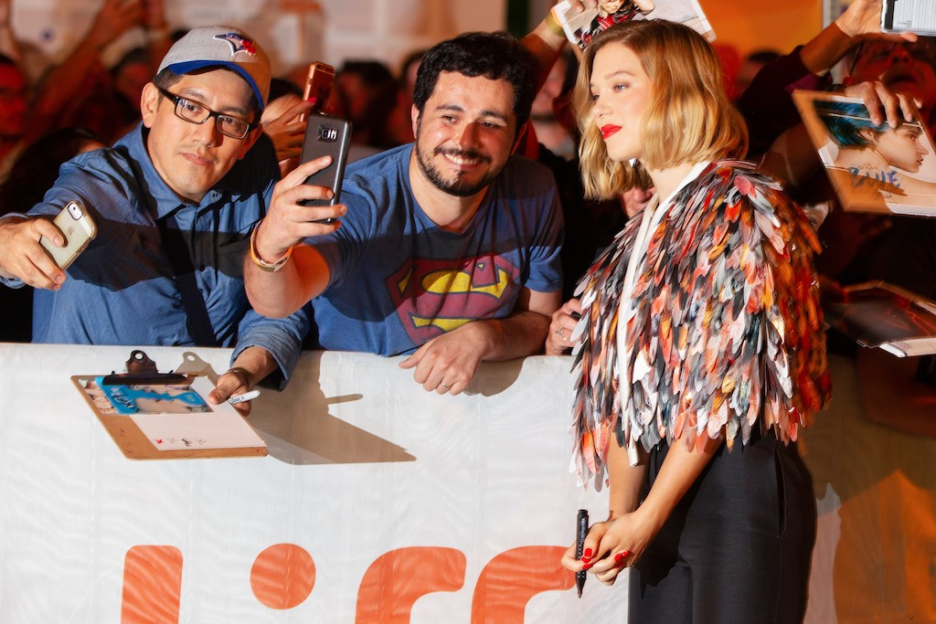 Netflix opens Toronto film festival