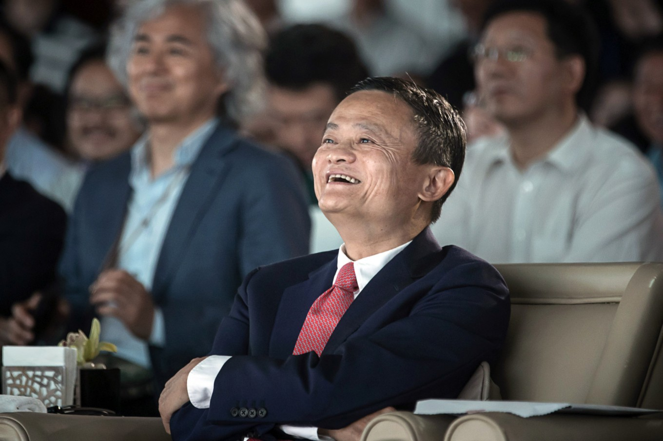 Jack Ma confirmed as Chinese communist party member