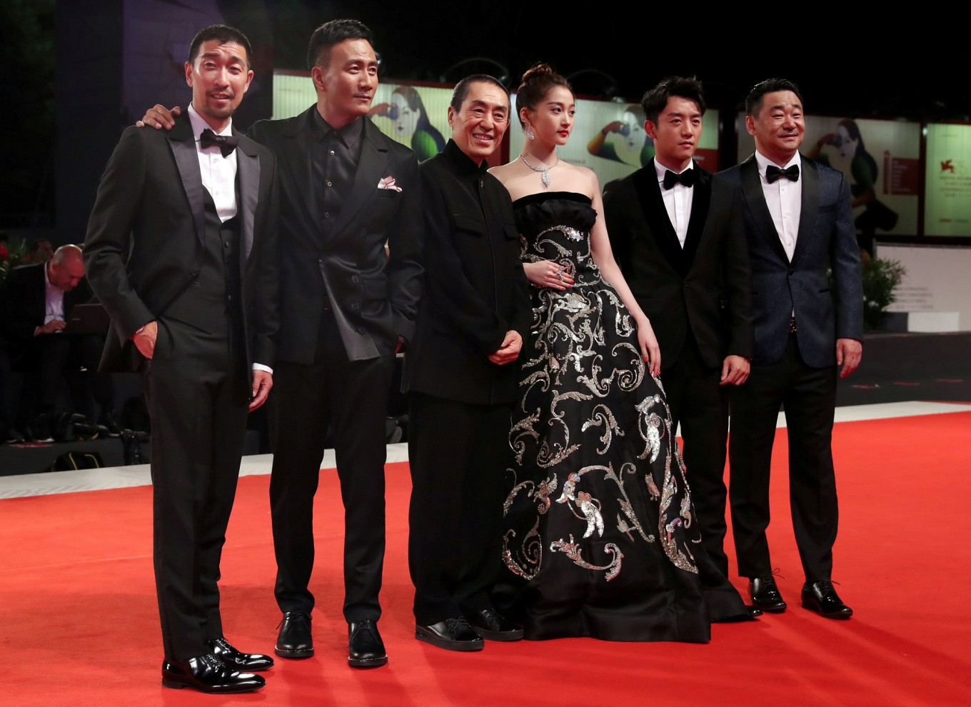 Zhang Yimou unleashes Shakespearean martial arts epic in Venice