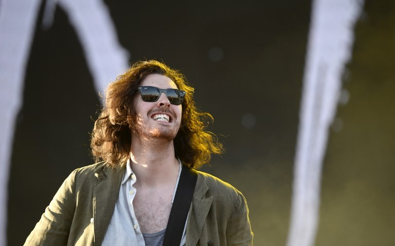 Hozier returns with tribute to protest singers
