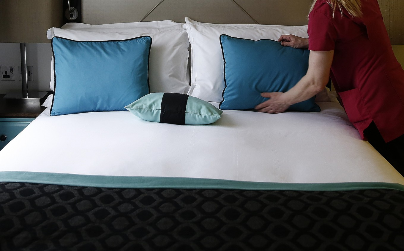Marriott, Hilton tap panic buttons to protect maids from assault