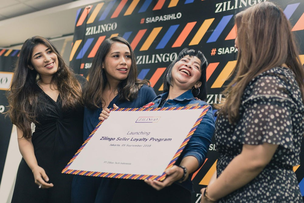 Zilingo provides scholarships to local business partners