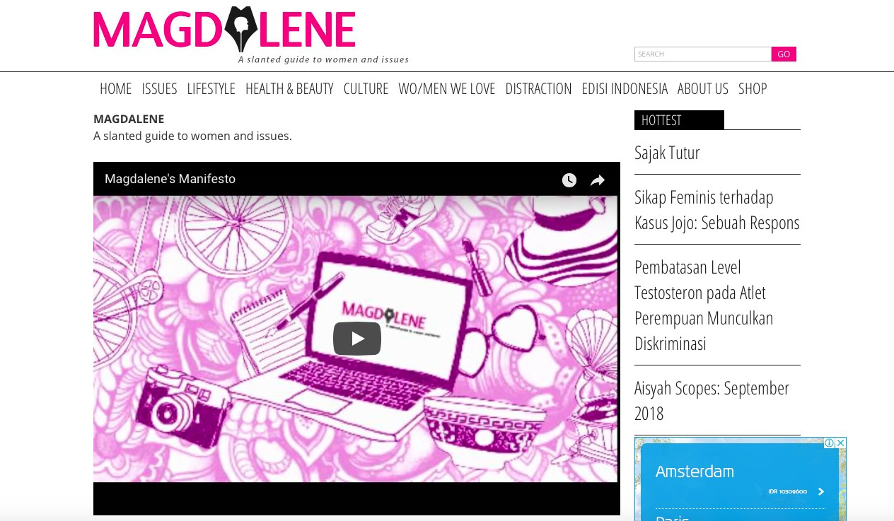 Feminist publications Magdalene.co, Konde.co suffer cyberattacks
