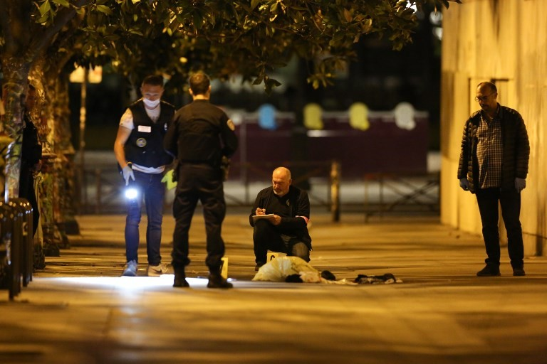 7 wounded including 2 British tourists in Paris knife attack: Sources