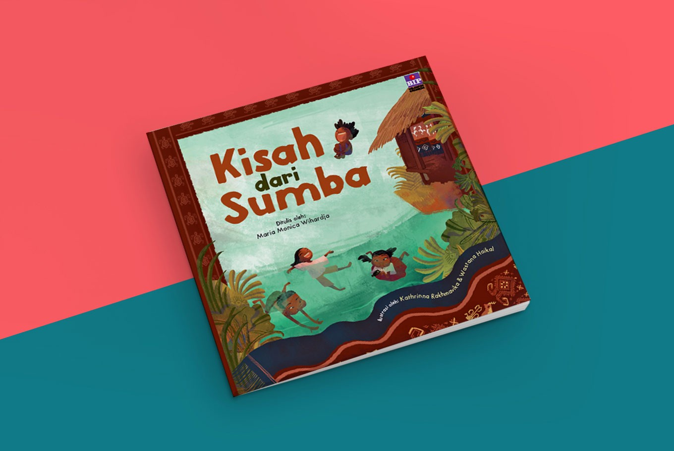 'Kisah': Tells tales for and by children