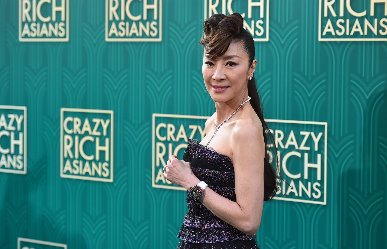 Michelle Yeoh stars in 'Ip Man' spin off