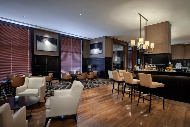 The Back Room is also good for meetings as it is located in Central Jakarta.