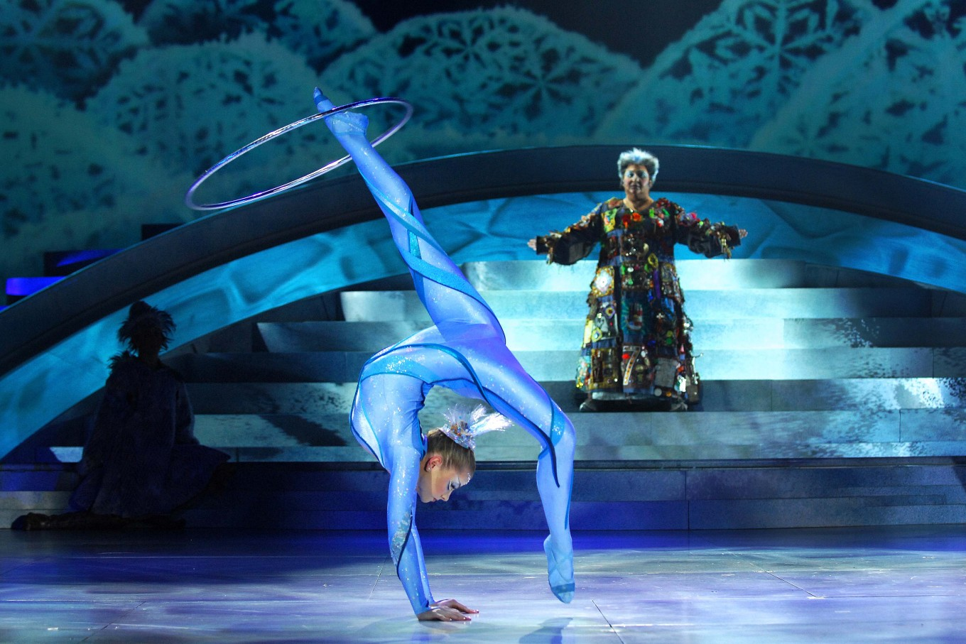 Cirque du Soleil Saudi show will go on