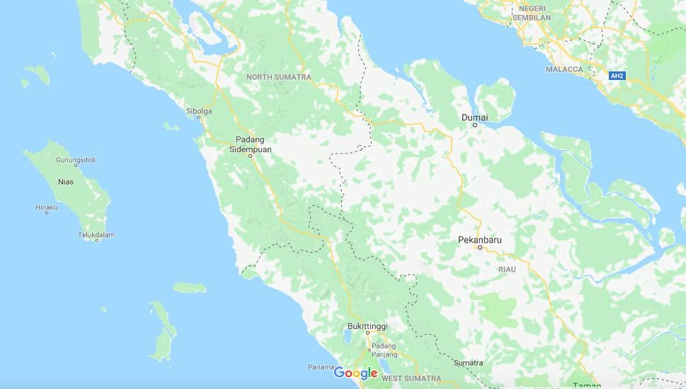 Police shoot three clam fishermen in Riau