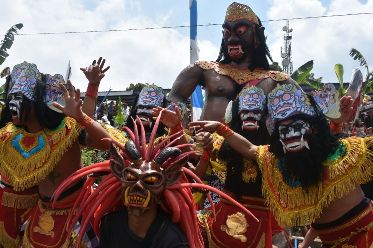 The event is held every 1 Suro on the Javanese calendar or the first day of Muharram on the Islamic calendar.