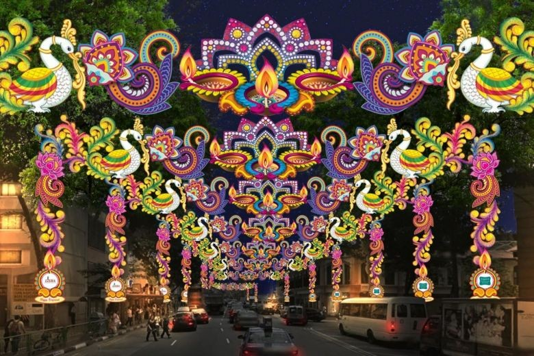 Singapore's Little India to celebrate 30th anniversary of Deepavali light-up