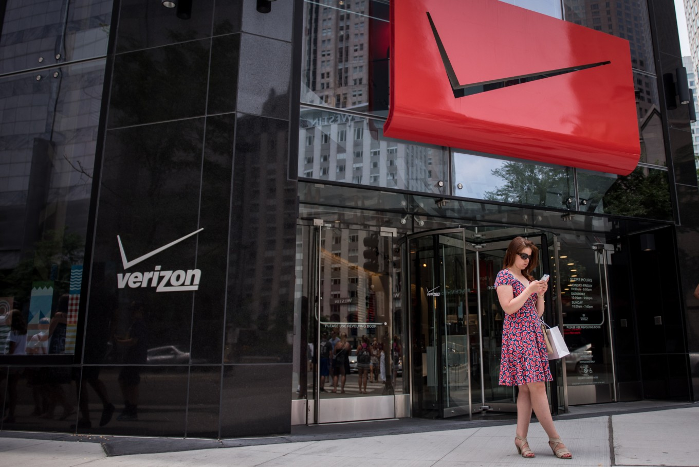 Verizon planning launch of 5G internet, TV service in October