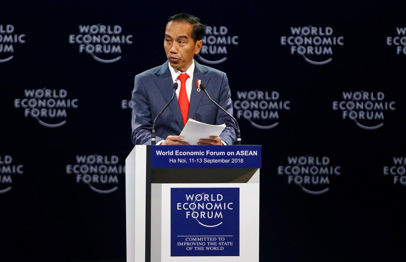 Freeport divestment to be completed by end of this year: Jokowi