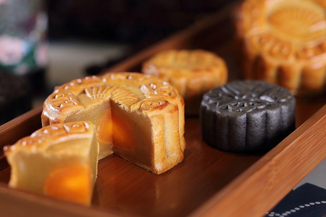 Five places to get mooncakes in Jakarta