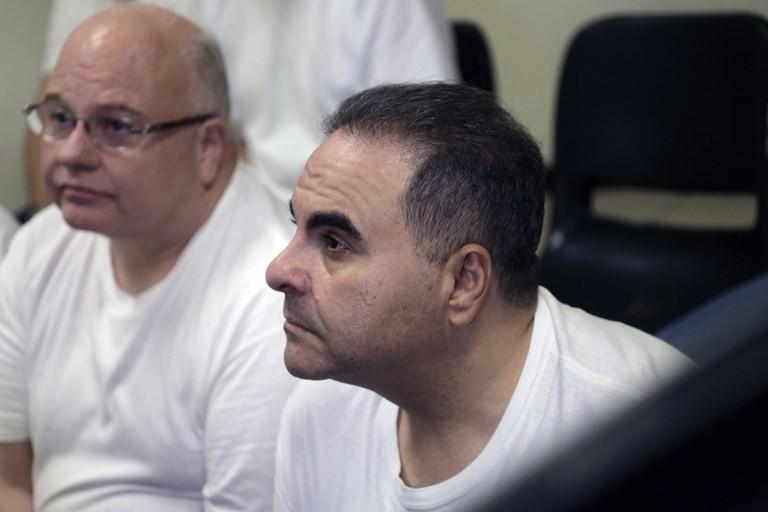 Salvador ex-president Saca gets 10-year graft term