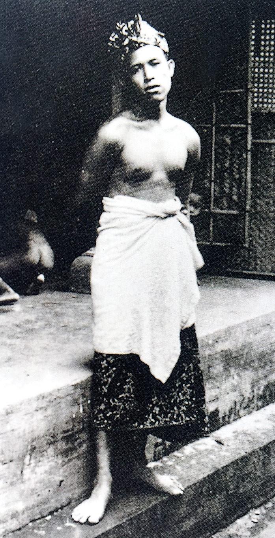 I Nyoman Ngendon ( 1937 )