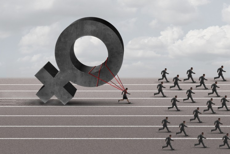 See much progress in women's equality? Depends who you ask