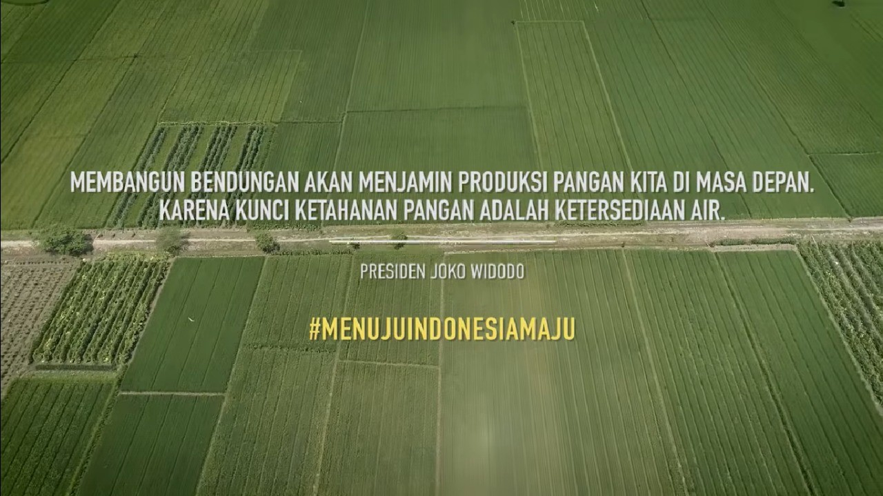 Jokowi defends government advertisements in theaters