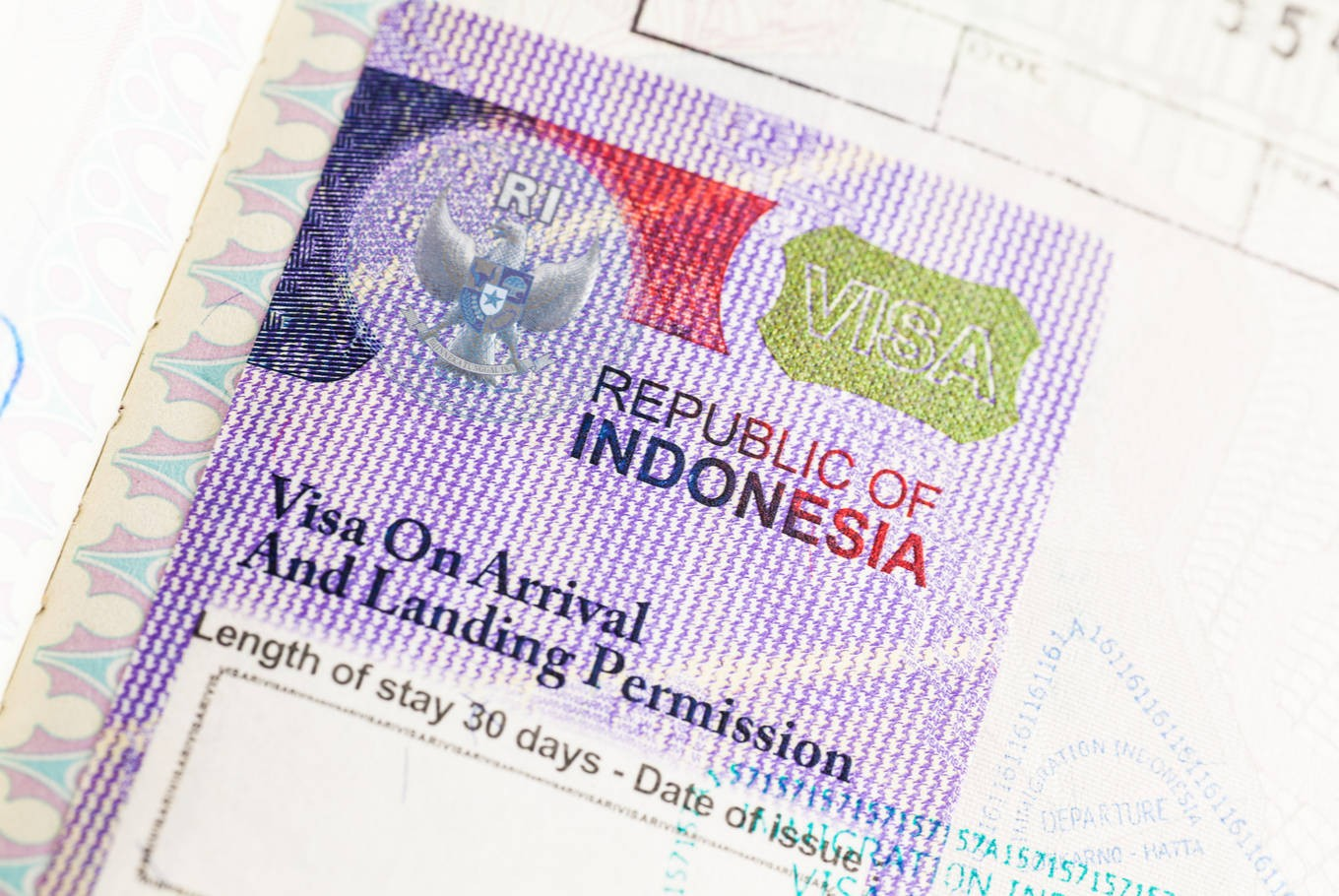 Emergency stay permits to no longer be issued for foreigners as Indonesia enters 'new normal'