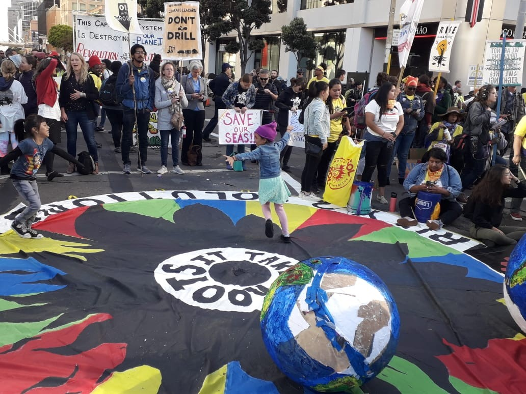 At San Francisco summit, non-state actors take lead in climate fight